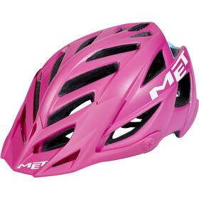 MET Terra Casco, matt pink/cyan